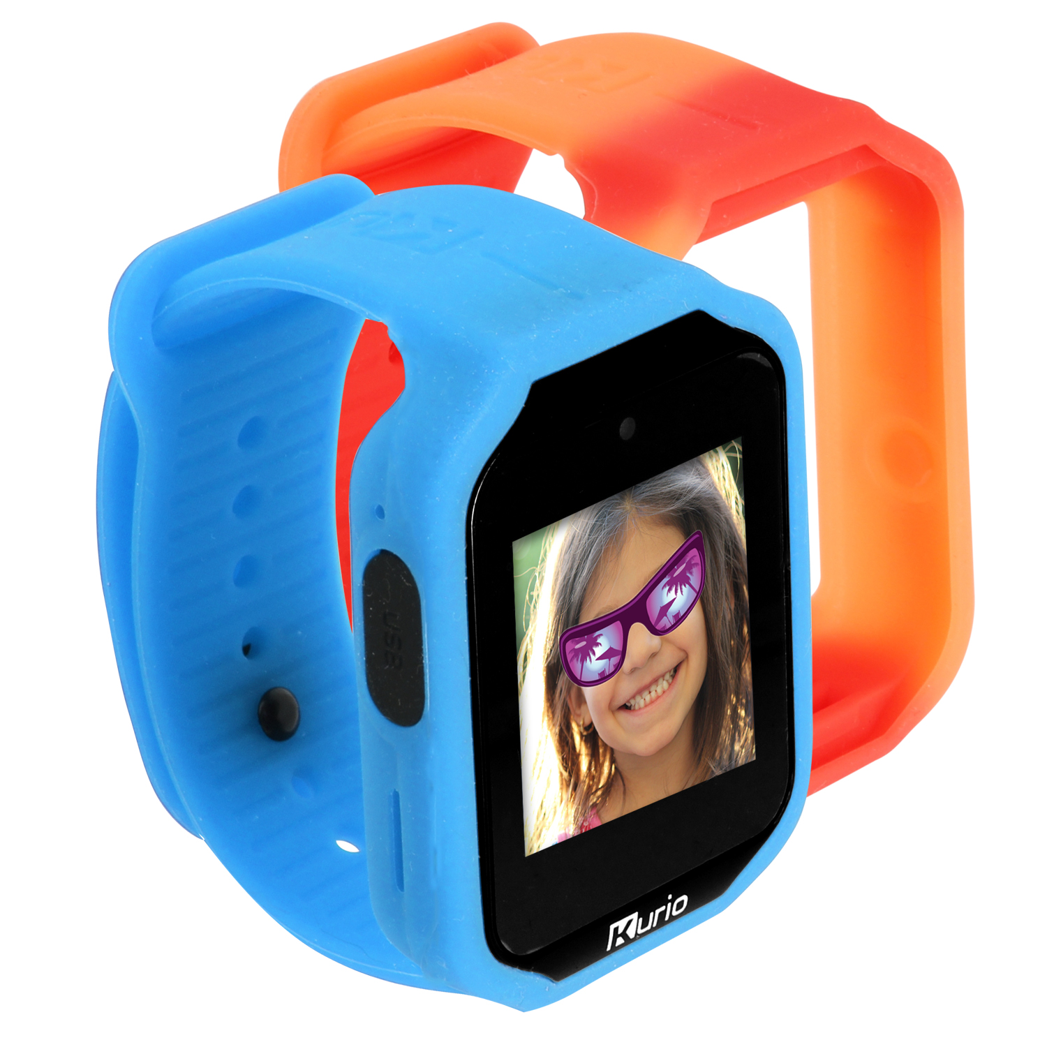 This Toy Expert has Chosen his Best Gift Ideas for Christmas 2018, KURWATCH2.0 BlueOrangeStraps%, product-review%