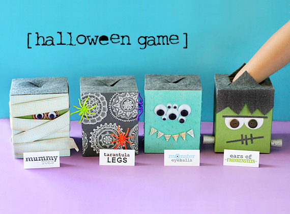 Simple Halloween Crafts That Help Your Child's Development, boxes%, daily-dad%