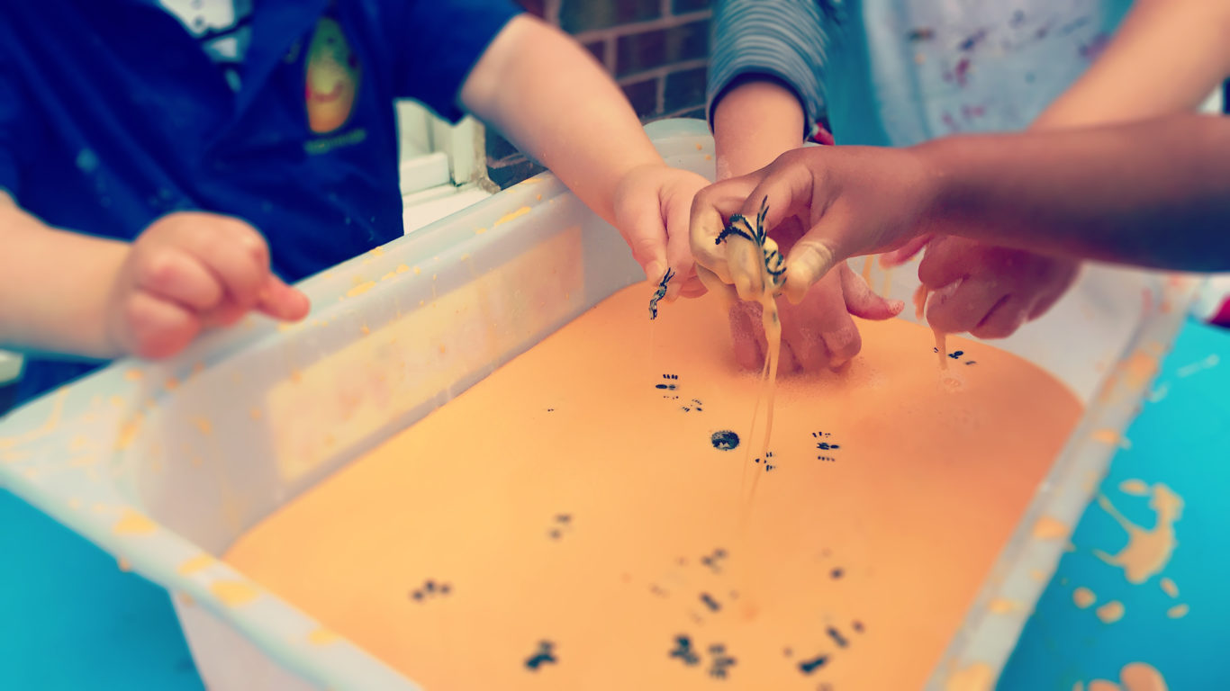 Simple Halloween Crafts That Help Your Child's Development, gloop%, daily-dad%