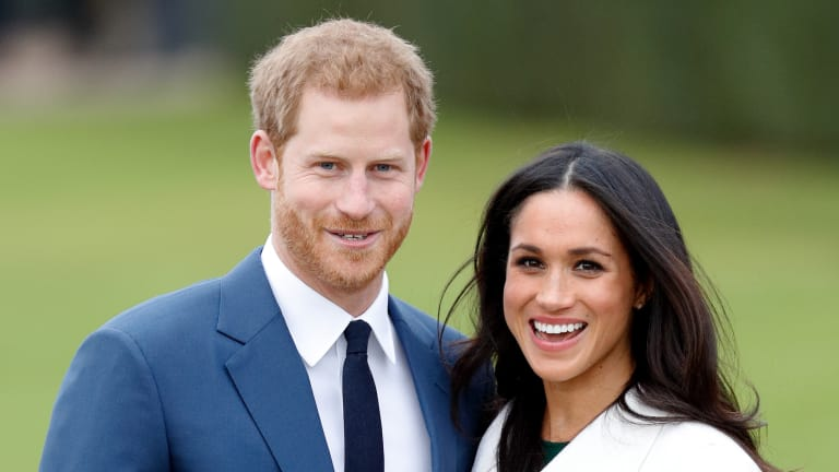 Meghan Markle Pregnant | The Duchess of Sussex is Expecting Her First Baby in Spring 2019 with Prince Harry, photo by max mumby indigo getty images%, daily-dad, expecting%