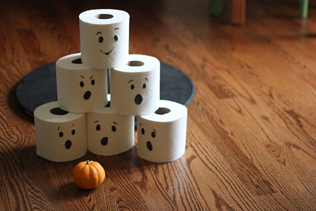 Simple Halloween Crafts That Help Your Child's Development, shy%, daily-dad%