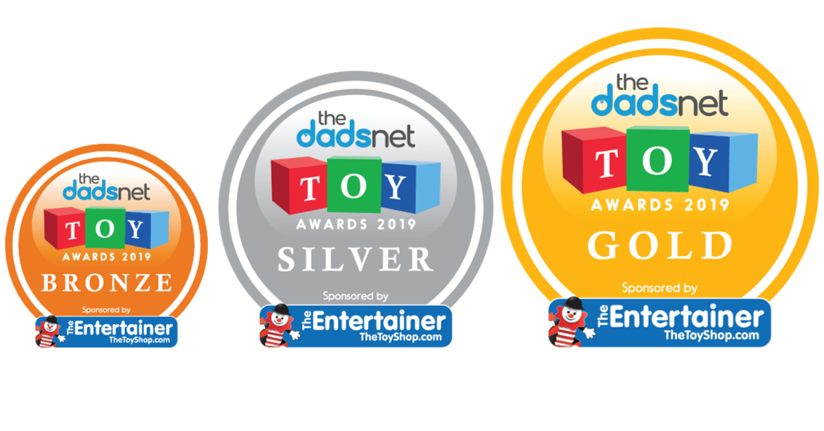 Toy Award Badges