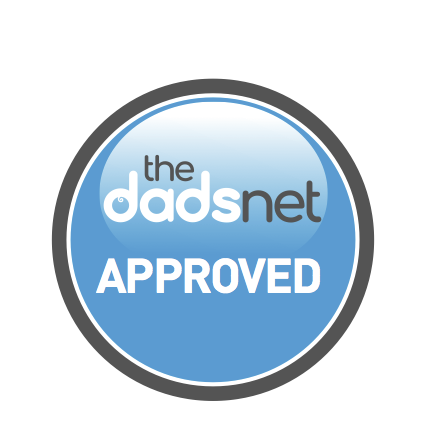 TheDadsnet Approved Panel, DN Approved Blue%, %