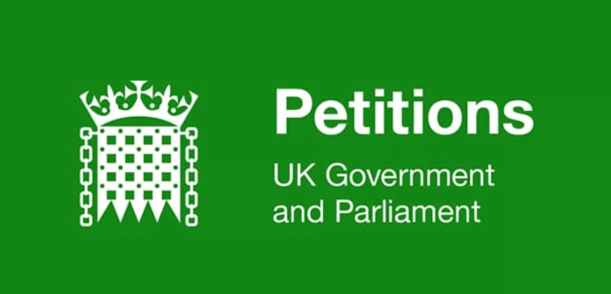 Petition Baby changing facilities
