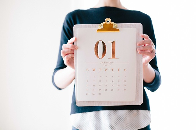 Love January - Calendar