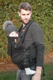 Beco Toddler Baby Carrier