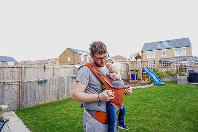 baby carrier review