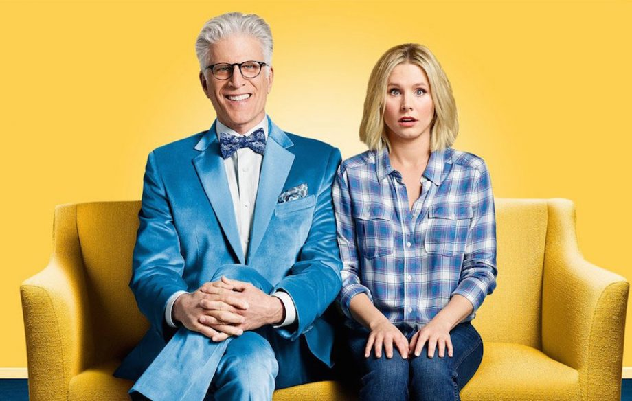 The Top 10 Netflix Shows - As Chosen By Dads, thegoodplace 920x584%, daily-dad, product-review, lifestyle%