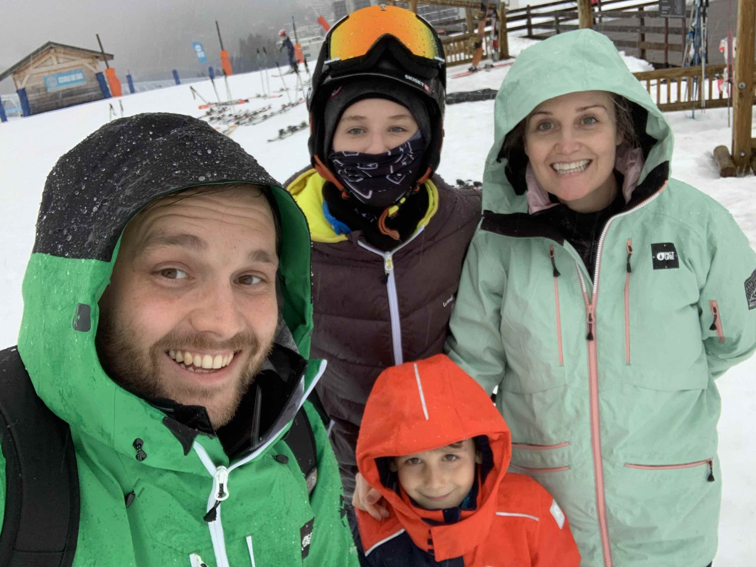 Best Family Ski Resort