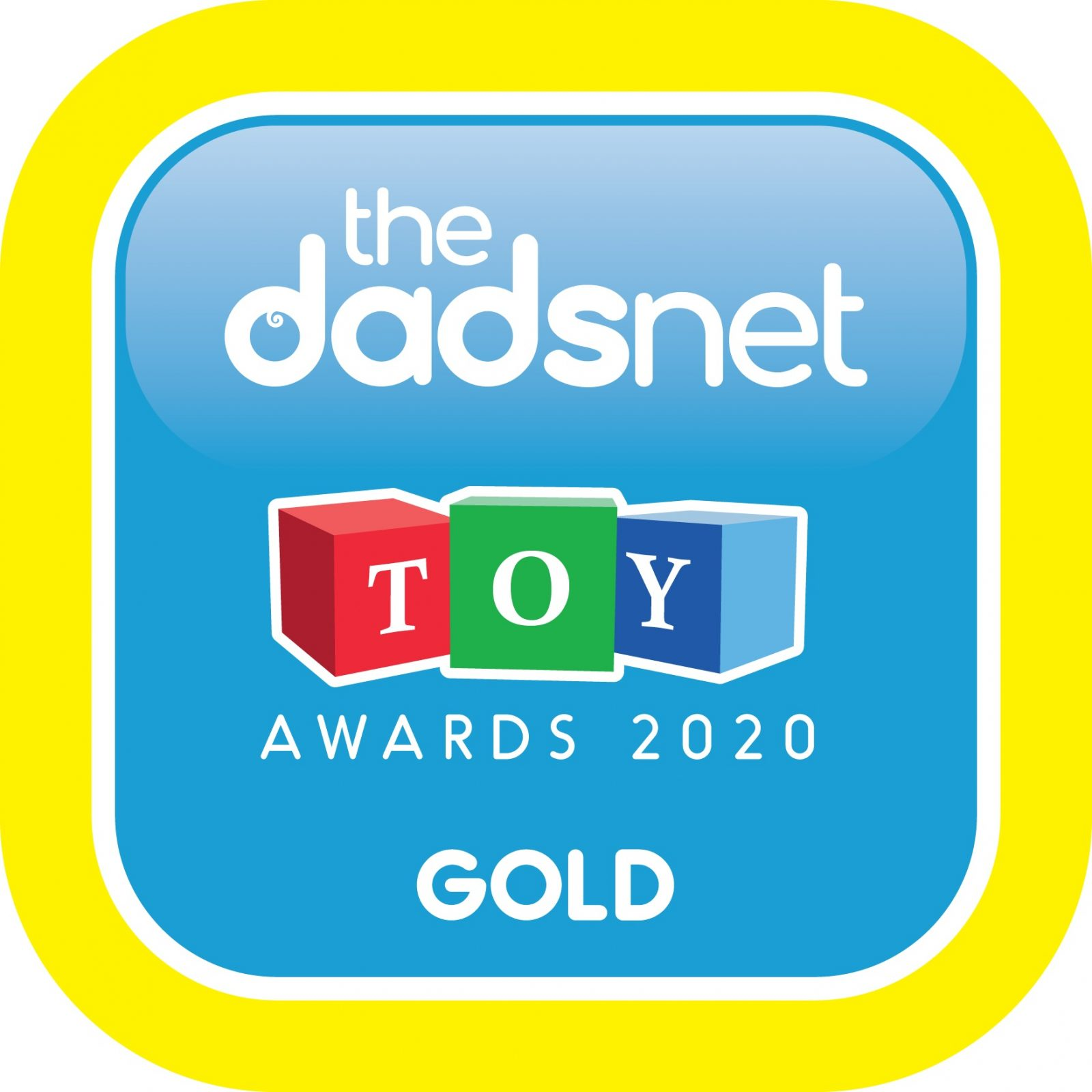 Dadsnet Toy Awards 2020 Winners Revealed, TDN Toy Award 2020 Gold 1600x1600%, product-review%