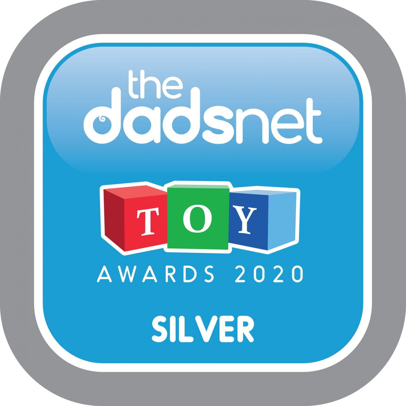Dadsnet Toy Awards 2020 Winners Revealed, TDN Toy Award 2020 Silver 1600x1600%, product-review%