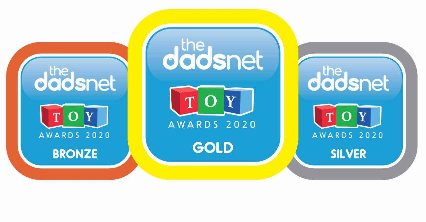 About, Toy Awards 2020 Badges 2%, %