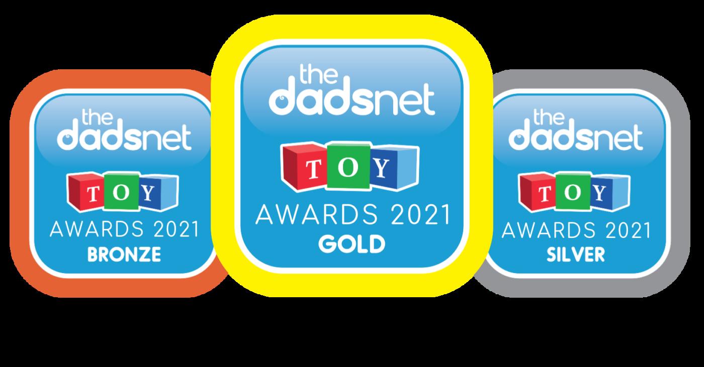 Dadsnet Toy Awards 2021 Winners Revealed