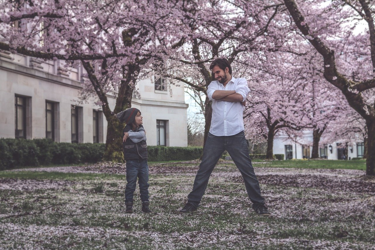 STRESS LESS: TEACHING CHILDREN TO EMOTIONALLY SELF- REGULATE, father 2212101 1280%, daily-dad%