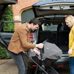 The Best Stroller Hacks to Make The Most of Your Buggy, AM1 iSnug GrayFlannel DIVIX TravelSystem April2019 1948 CC HR resized 150x150%, daily-dad%