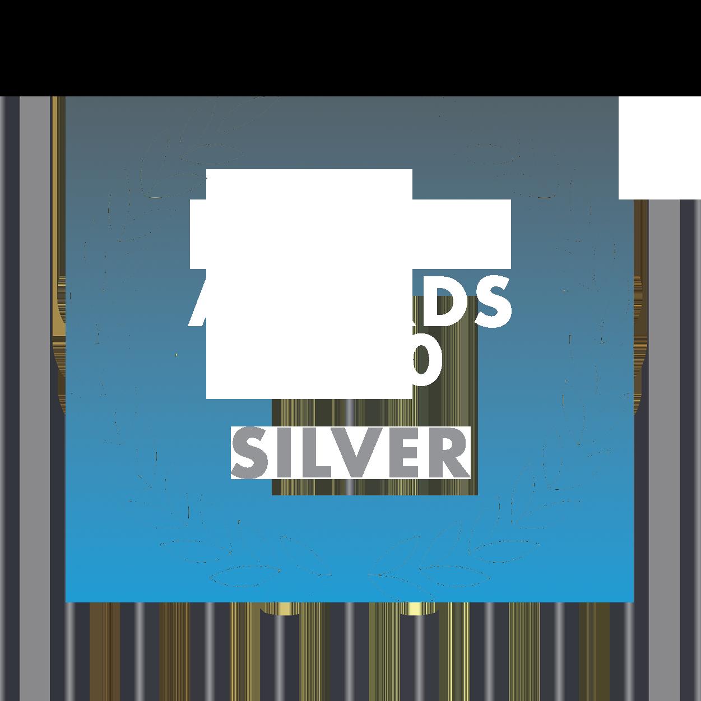 Download your hi-res award badge, Dadsnet Product20Awards Silver%, %