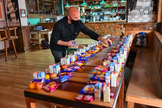 In Pictures: Cafes and communities come together to feed children, 2.56281482%, education%
