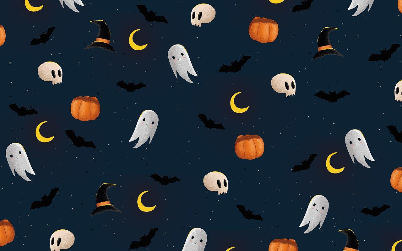 Coronavirus: What you can and can't do this Halloween, ghost 5596921 1280%, daily-dad%