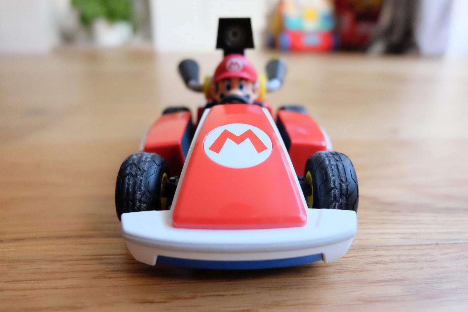 Mario Kart Live: Home Circuit Nintendo Switch Review, DSCF6299 1600x1067%, daily-dad, product-review%