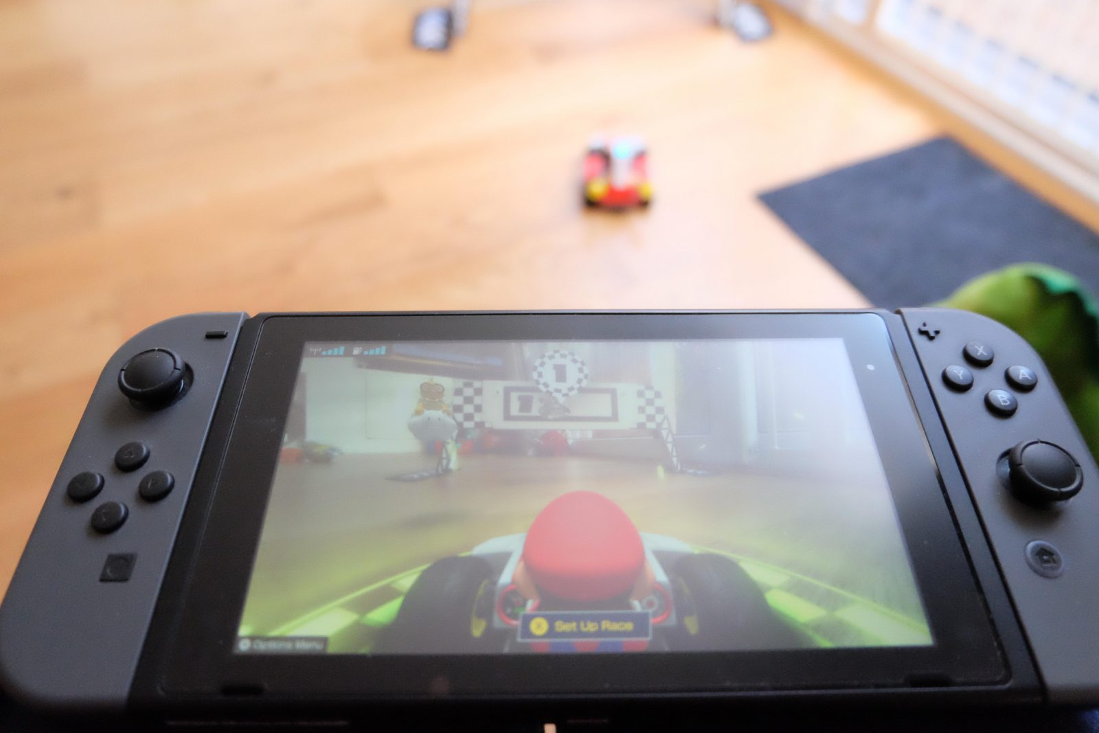 Mario Kart Live: Home Circuit Nintendo Switch Review, DSCF6304 1600x1067%, daily-dad, product-review%