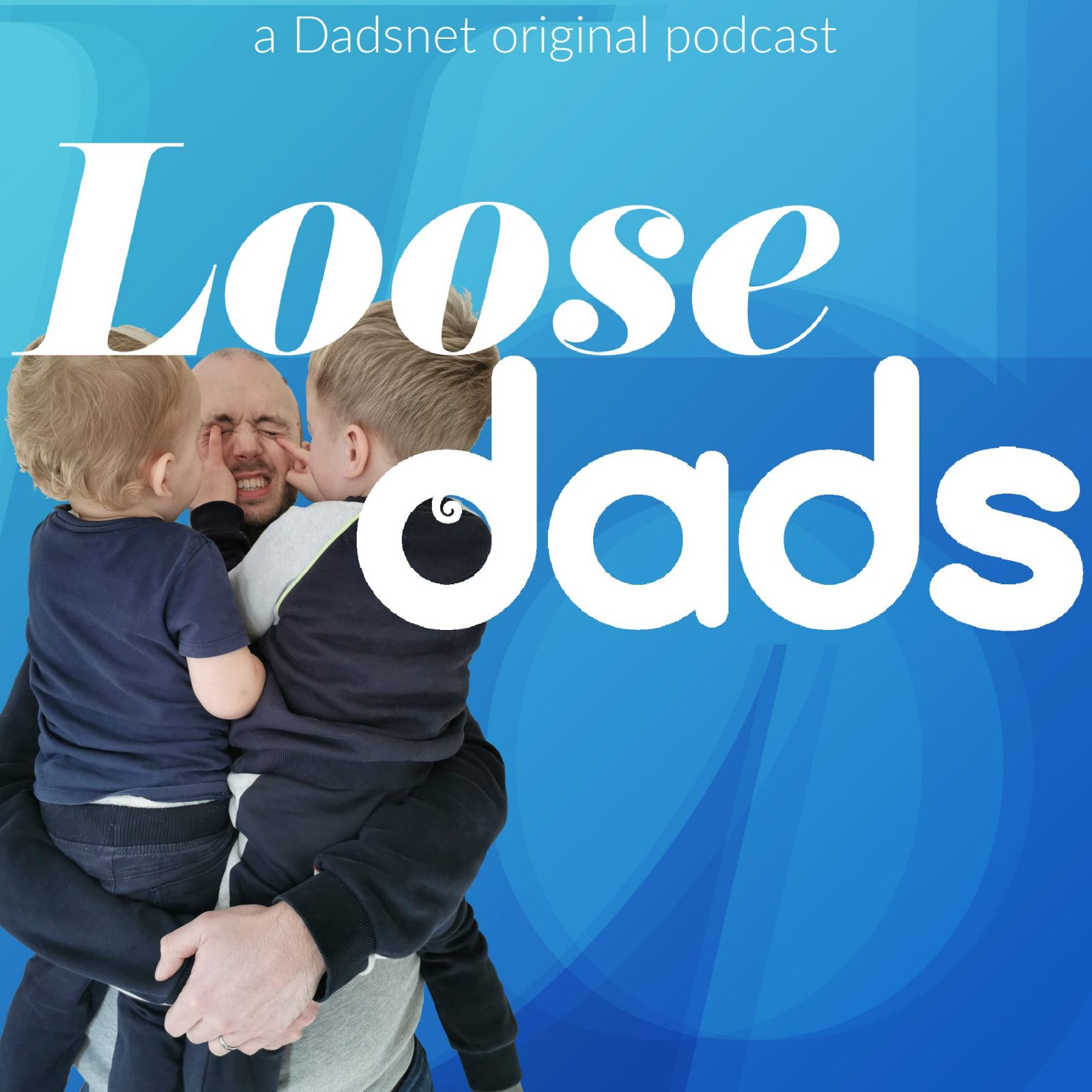 Loose Dads, Loose Dads 5050 Background 01 1600x1600%, %