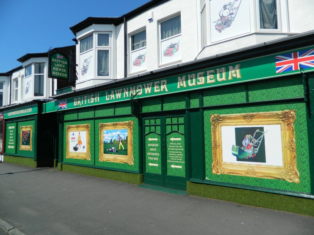 7 of the most weird and wonderful museums in the UK, British Lawnmower Museum Southport 2021 All You Need to Know Before You Go with Photos Southport England Tripadvisor%, education, 6-9, 10-13%