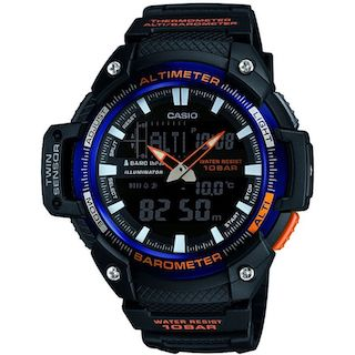 The Best Tech Gadgets For Father's Day, Casio Collection Watch SGW 450H 2BER 1%, daily-dad, gear, featured%