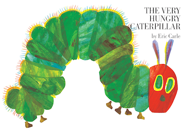 The Very Hungry Caterpillar author Eric Carle dies aged 91, HungryCaterpillar%, daily-dad, 2-3, 0-1%