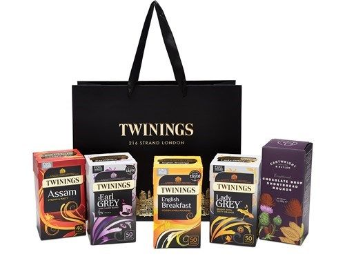 Foodie Father's Day Presents We Love, Tea Time Favourites Gift Bag%, daily-dad%
