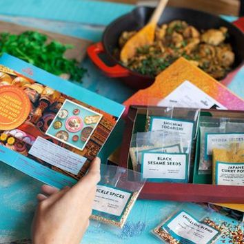 Foodie Father's Day Presents We Love, Three Month Friday Night Curry Subscription%, daily-dad%