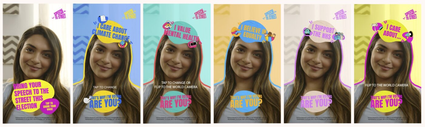 Snapchat releases new lens to encourage young voters to discuss issues, df50a641 8cad 4c5f 8537 b8486681876e%, adult%