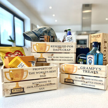 20 presents your Dad wants for Father's Day!, normal personalised fathers day crate%, daily-dad, lifestyle, featured%