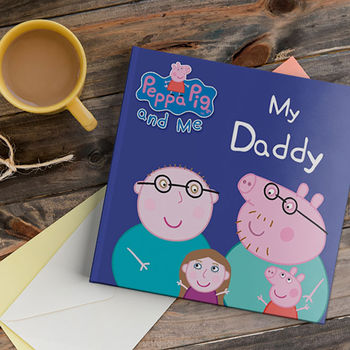 20 presents your Dad wants for Father's Day!, normal personalised peppa pig book my daddy%, daily-dad, lifestyle, featured%