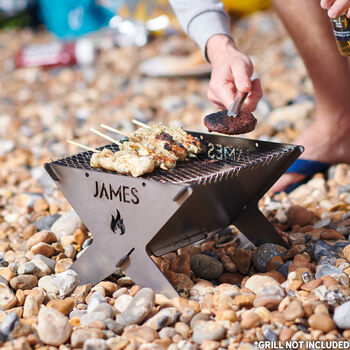 20 presents your Dad wants for Father's Day!, normal personalised slot together portable camping fire pit%, daily-dad, lifestyle, featured%
