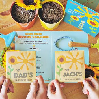 20 presents your Dad wants for Father's Day!, normal personalised sunflower competition father s day card%, daily-dad, lifestyle, featured%