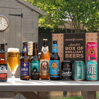 Foodie Father's Day Presents We Love, normal speciality beers of the world and treat taste box 1%, daily-dad%