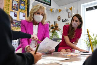 Early childhood should be 'defining issue of our time', Kate and Jill Biden say, 2.60301226%, daily-dad, 4-5, 2-3%