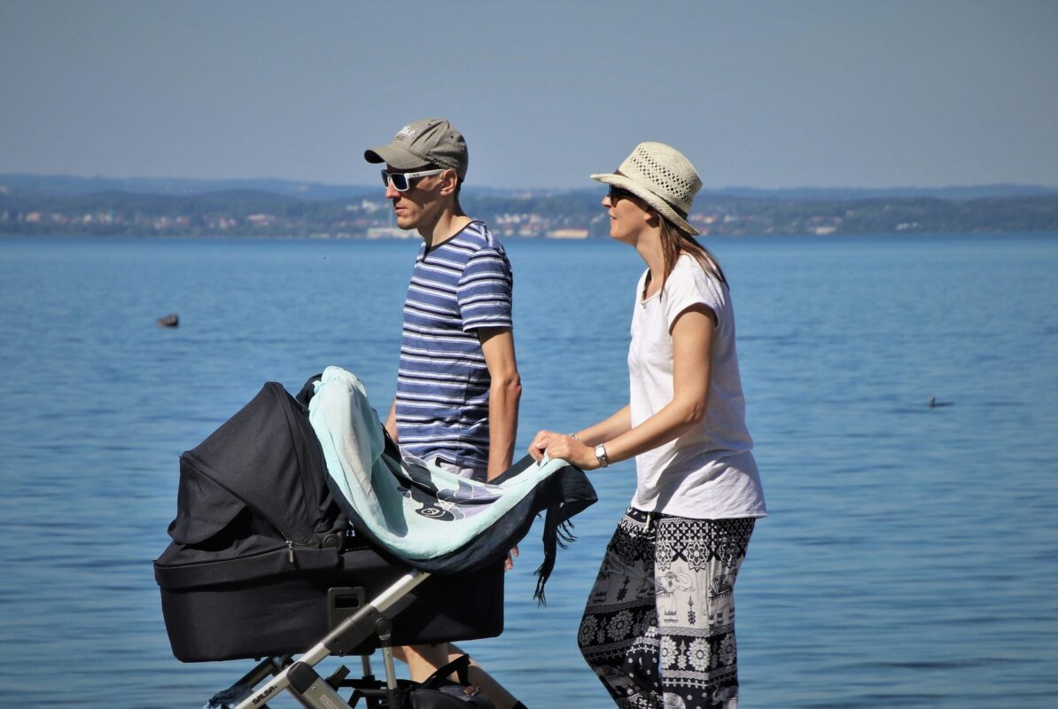Pushchair safety hazards that risk hurting your baby