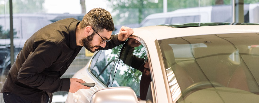 What should you look for when buying a used car?