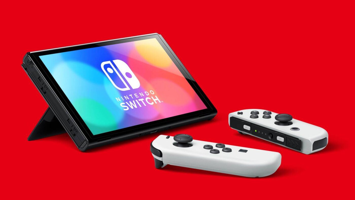 Nintendo unveils new Switch with upgraded OLED screen