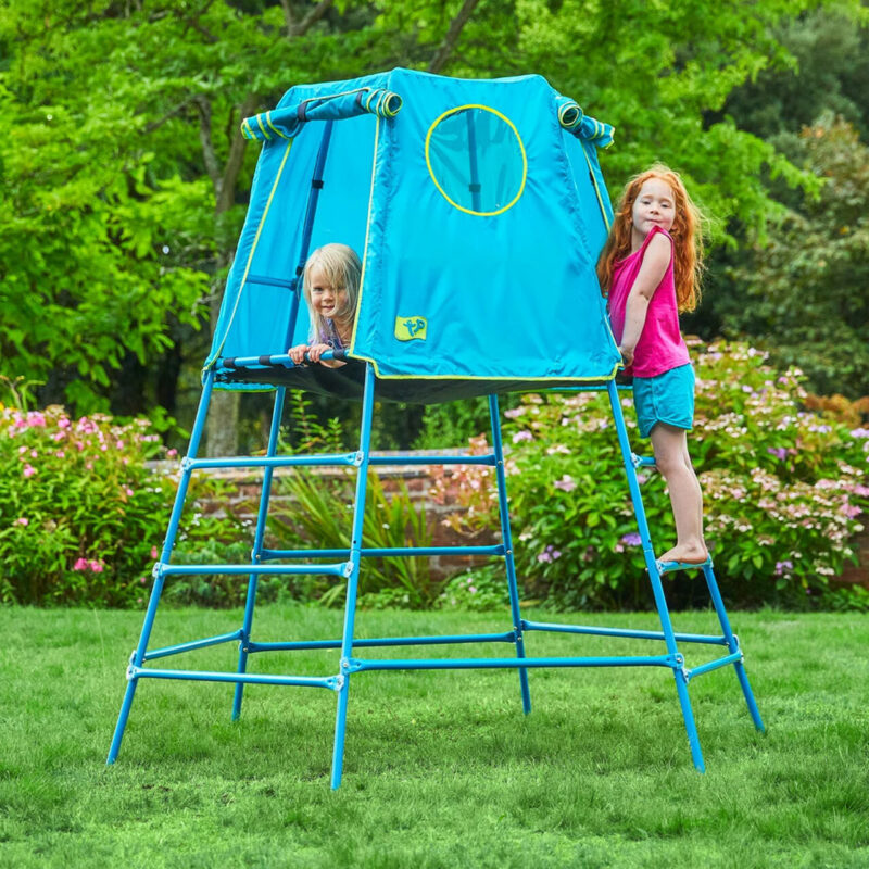 Dadsnet Prize of the Week!, tp toys explorer metal climbing frame blue apple green den 3  67341.1614176380%, %