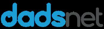 Free Membership Sign Up, Dadsnet Logo 350 x 100%, %