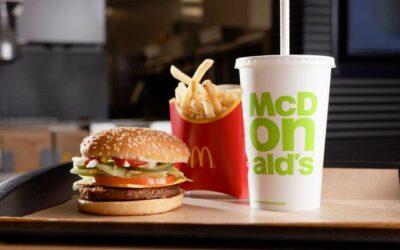 McDonald's to launch new McPlant vegan burger