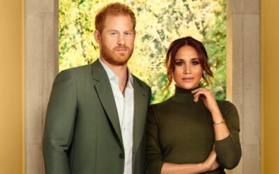 Harry and Meghan named in Times 100 Most Influential People