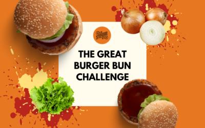The Great Burger Bun Challenge!