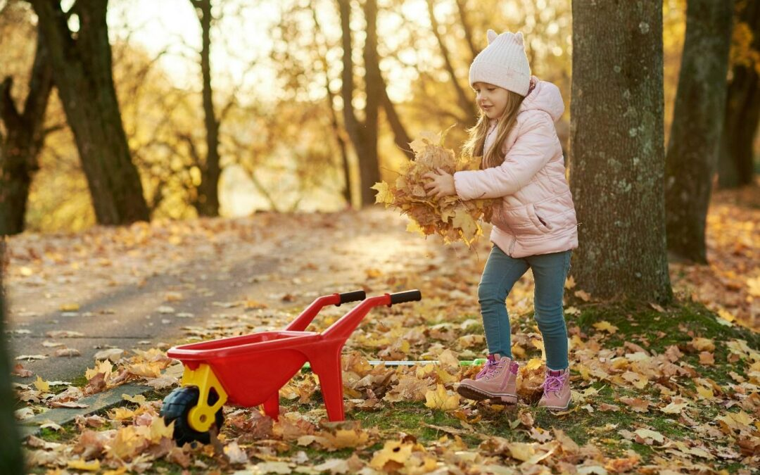 How outdoor play is the key to happy and healthy children