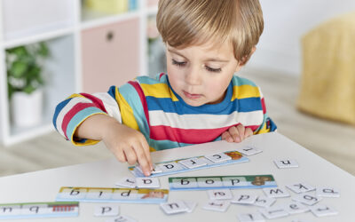 Developing confident little learners