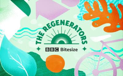 BBC Bitesize launches green initiative for schoolchildren