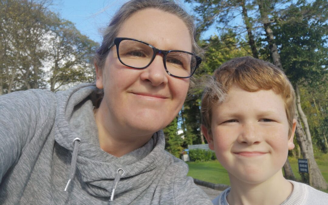'Committed' eight-year-old walking a million steps in six weeks for charity